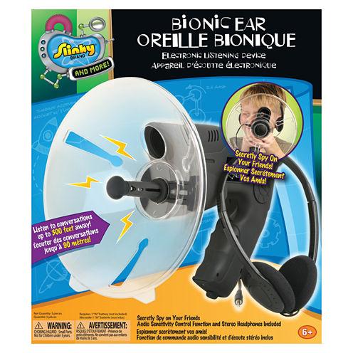 POOF-Slinky Bionic Ear™