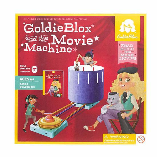 GoldieBlox the Movie Machine