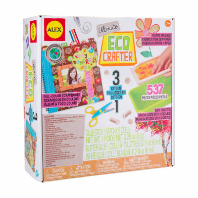 ALEX Toys Ultimate Eco Crafter