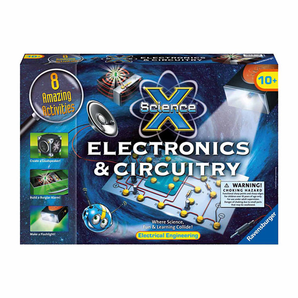 Ravensburger Science X Maxi - Electronics & Circuitry