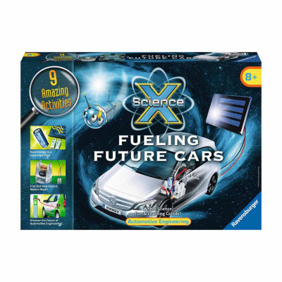 Ravensburger Science X Maxi - Fueling Future Cars