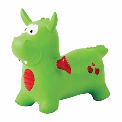 "MegaFun USA Bounce-A-Long Buddies - ""Dexter"" the Dragon"""