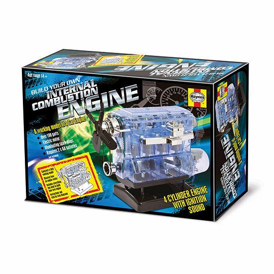 Perisphere & Trylon Haynes Build Your Own InternalCombustion Engine