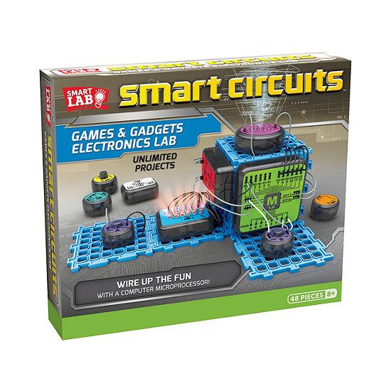 SmartLab Toys Smart Circuits Games & Gadgets Electronics Lab