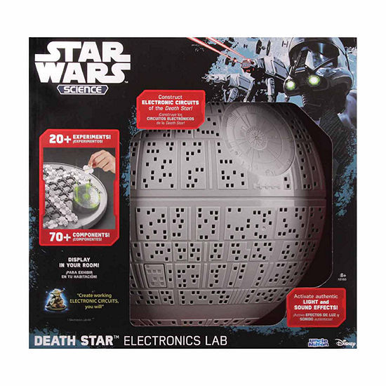 size 40 395e7 2ee9f Uncle Milton Star Wars Science - Death Star Electronics Lab