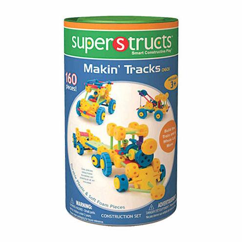 WABA Fun Superstructs Makin' Tracks