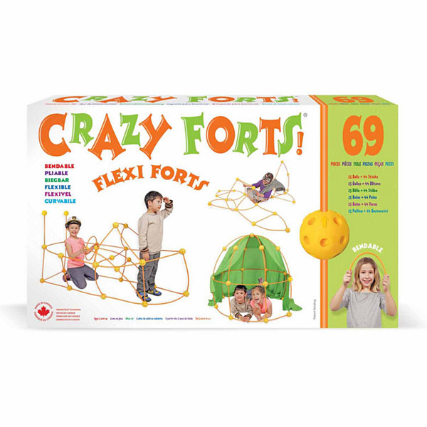 Crazy Forts! - Flexi-Forts