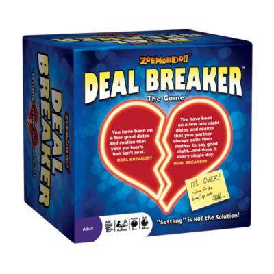 Zobmondo Deal Breaker Card Game