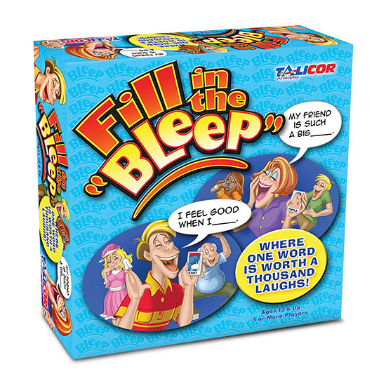 Talicor Fill in the Bleep
