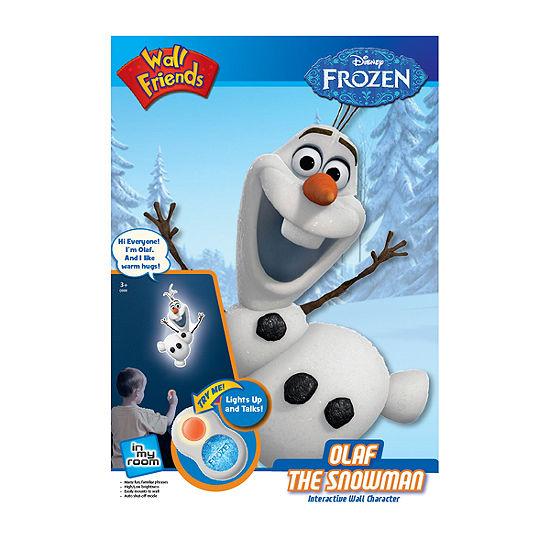 Uncle Milton Wall Friends - Disney Frozen: Olaf