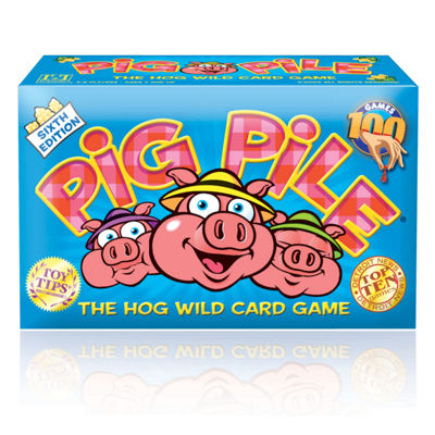 R and R Games Pig Pile Game