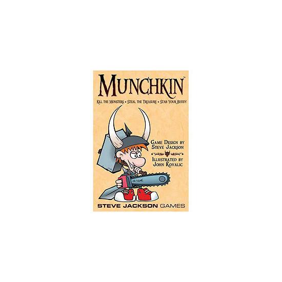 Steve Jackson Games Munchkin Card Game