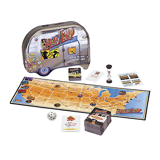 Daddy-O Road Trip Board Game