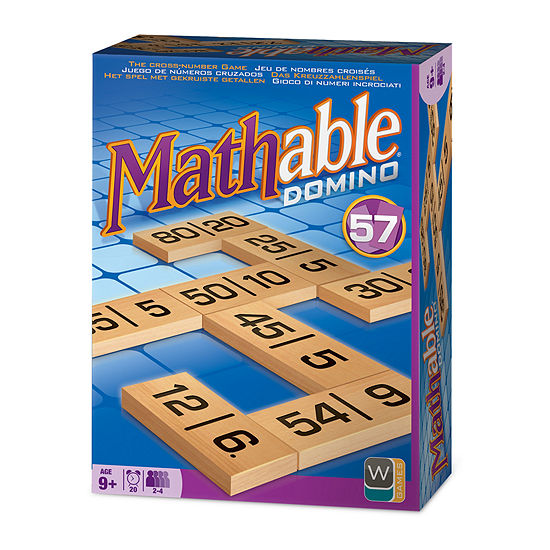 Wooky Entertainment Mathable Domino