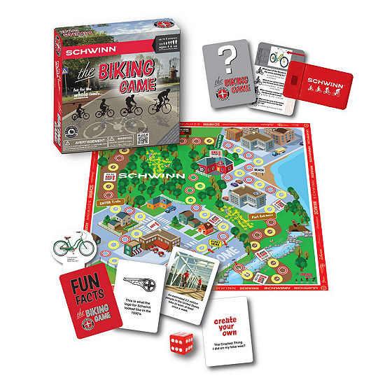Education Outdoors Schwinn - The Biking Game