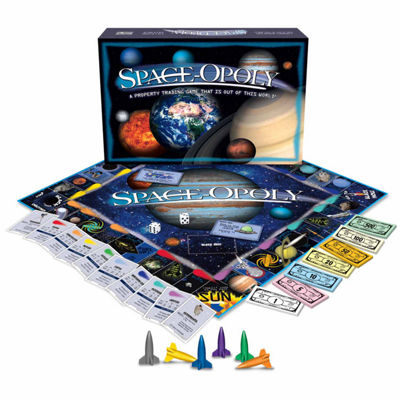 Late For The Sky Space-opoly