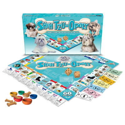 Late For The Sky Shih Tzu-opoly