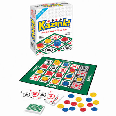Jax Ltd. Kazink! Game
