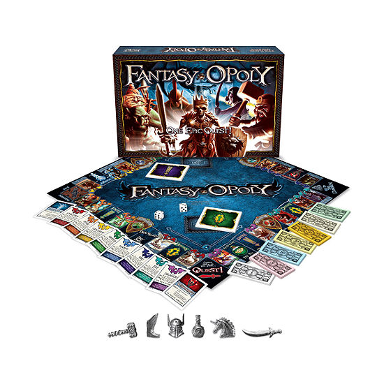 Late For The Sky Fantasy-opoly