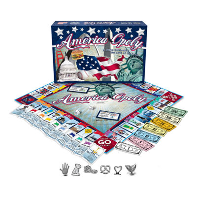 Late For The Sky America-opoly