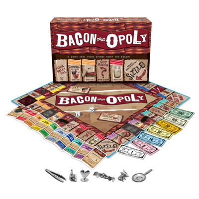 Late For The Sky Bacon-opoly