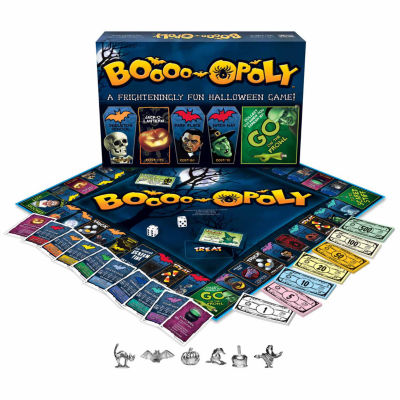 Late For The Sky Booo-opoly (Halloween)