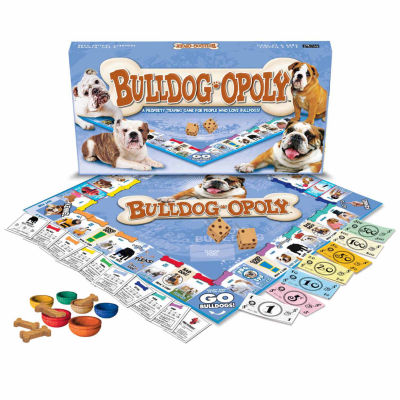Late For The Sky Bulldog-opoly