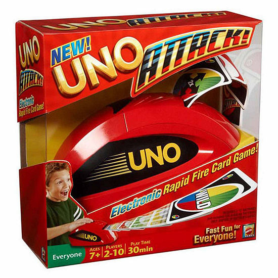 Mattel Uno Attack® Relaunch