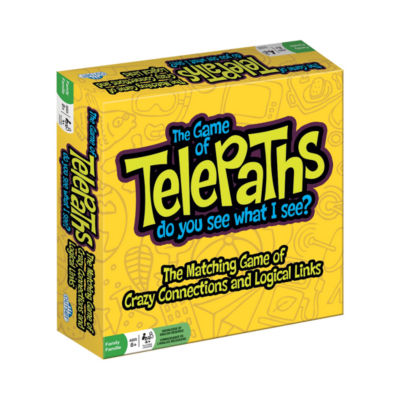 Outset Media The Game of Telepaths