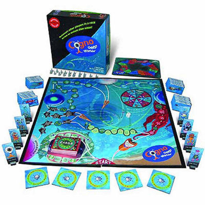 Doublestar, Llc Deep Worlds Game