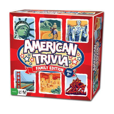 Outset Media American Trivia - Family Edition