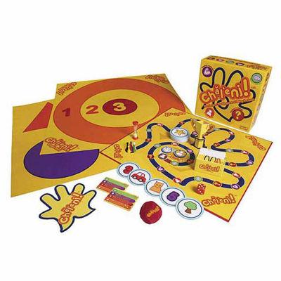 Jumpin' Banana Chalenj! Board Game
