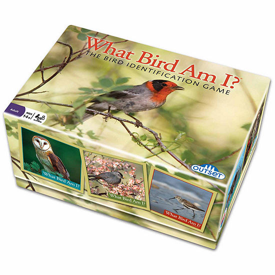 Outset Media What Bird Am I? The Bird Identification Game