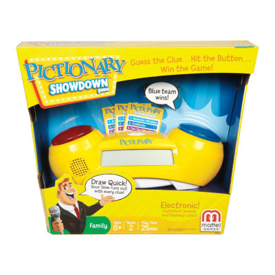 Mattel Pictionary Showdown Game
