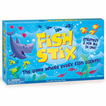 Peaceable Kingdom Fish Stix Visual Strategy Game