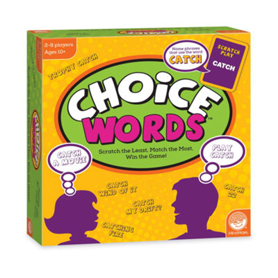 MindWare Choice Words