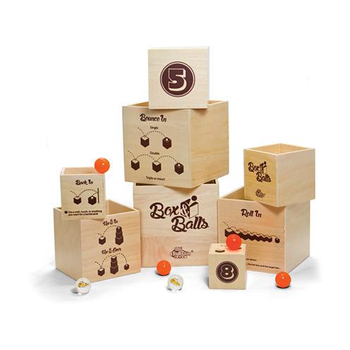 Fat Brain Toy Co. Box & Balls