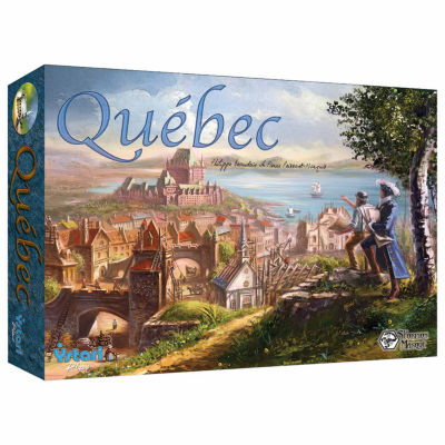 Asmodee Editions Quebec