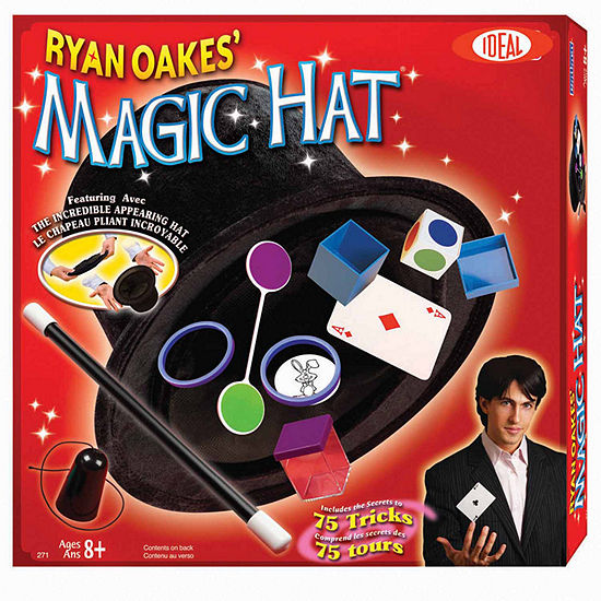 Ideal Ryan Oakes' Spectacular Magic Hat