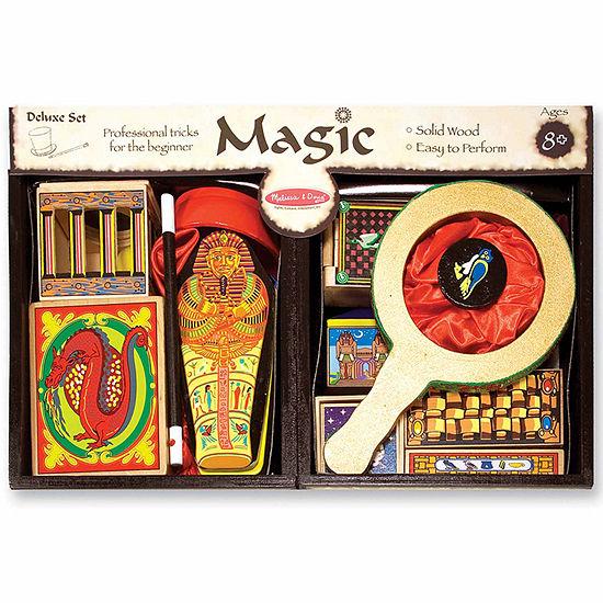 Melissa and Doug Deluxe Magic Set