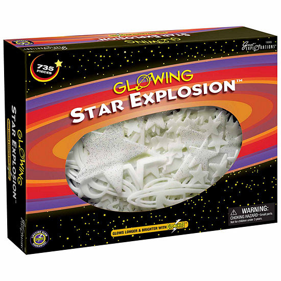 Great Explorations Glowing Star Explosion