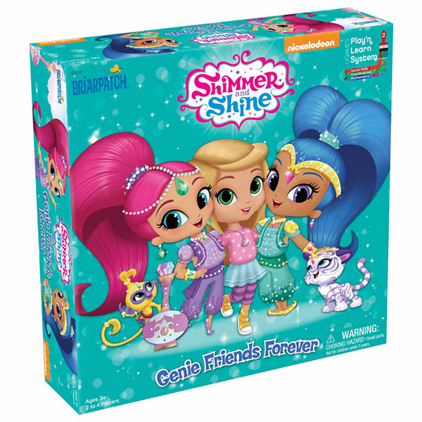 Briarpatch Shimmer and Shine Genie Friends ForeverGame