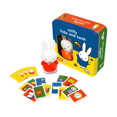Identity Games Miffy Hide and Seek