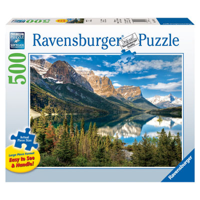 Ravensburger Large Piece - Beautiful Vista: 500 Pcs