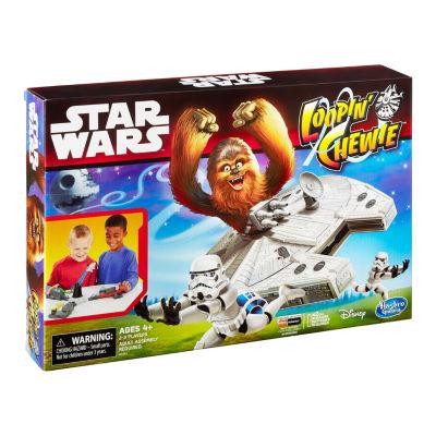 Hasbro Star Wars Loopin' Chewie Game