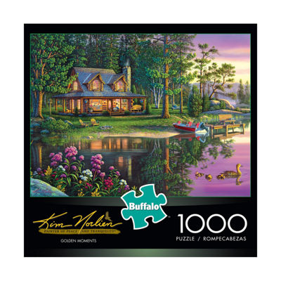 Buffalo Games Kim Norlien - Golden Moments: 1000 Pcs