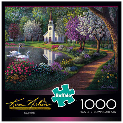 Buffalo Games Kim Norlien - Sanctuary: 1000 Pcs