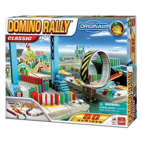 Goliath Domino Rally Epic Loop