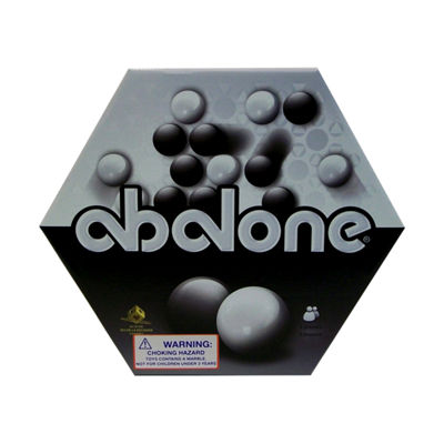 FoxMind Games Abalone Strategy Game