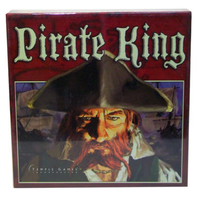Temple Games Pirate King